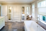 Seattle - Interior master bath photos for Menter Architects and GKO Construction