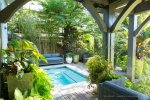 Seattle - Hot tub and garden deck addition in Seattle for Paul Moon Design