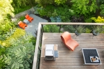 Seattle - Private residential garden and outdoor living photography in Seattle for Paul Broadhurst & Assoc.